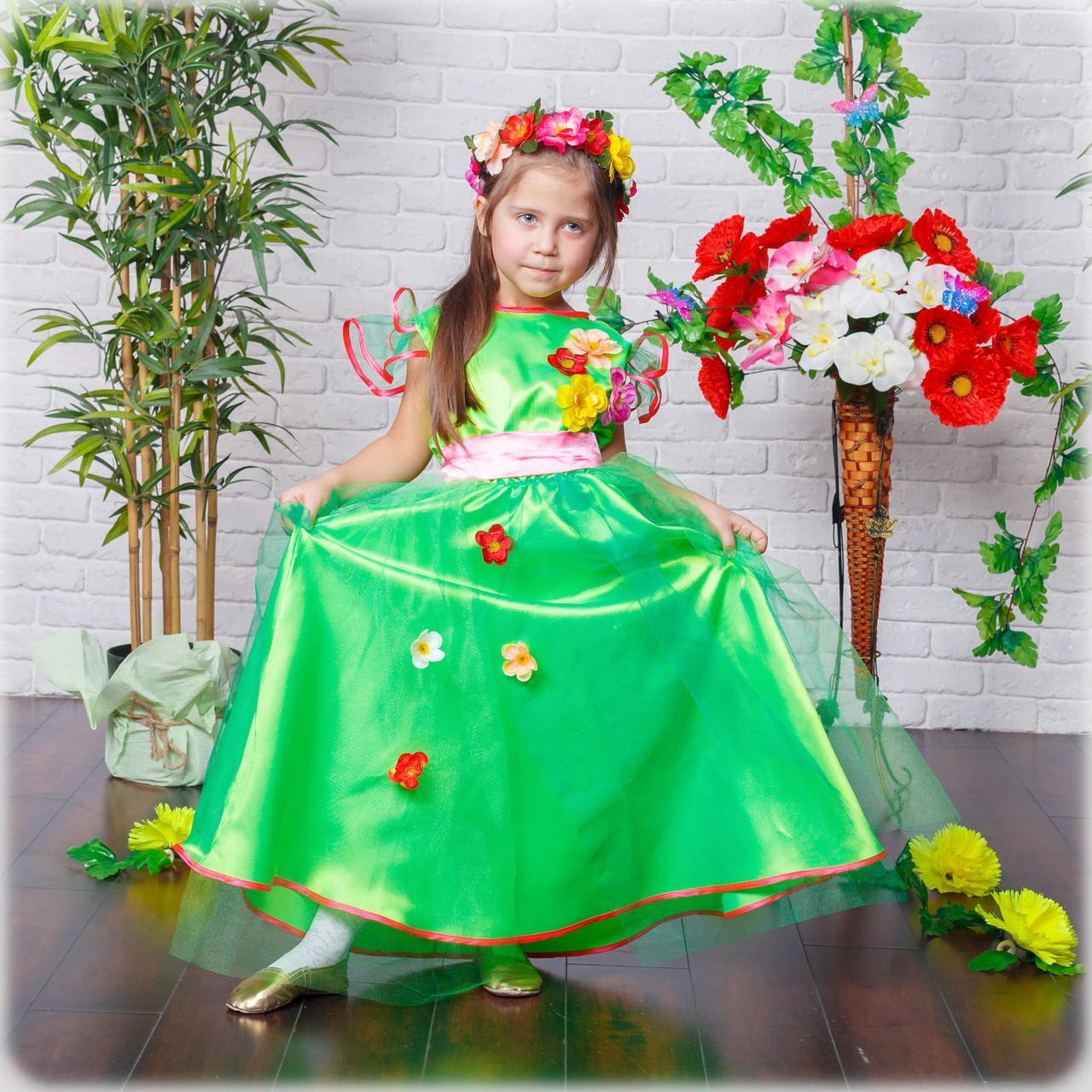 """Детский карнавальный костюм """"Весны"""""""