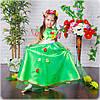 Детское сценическое платье Весны