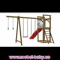 Детская деревянная площадка SportBaby-4 Sportbaby