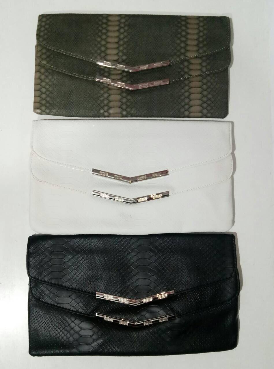 Женский клатч - сумочка 6 цветов мод.Т1011