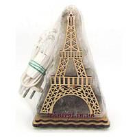 Солевой светильник Париж