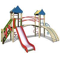 Детский игровой комплекс Гномик InterAtletika