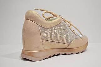 Кроссовки с украшением из стекляруса Alpino 0537, фото 2