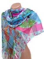 Нежный шифоновый шарф