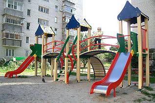"""Детский игровой комплекс """"Карапуз"""""""
