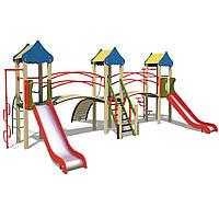 Детский игровой комплекс Карапуз InterAtletika