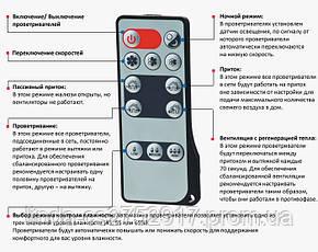 Проветриватель ТвинФреш Комфо РА1-50, рекуператор, приточно-вытяжная вентиляция, фото 3