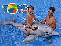 Надувной дельфин, большой , 58539