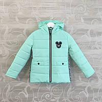 Демисезонная куртка, девочка 7-12 лет, от производтителя
