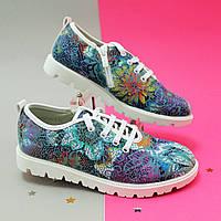 Повседневные туфли для девочки с рисунком Tom.m размер 32,33,34,35,36,37