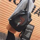 Рюкзак жіночий з вишивкою Весна 2021, фото 2