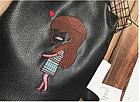 Рюкзак жіночий з вишивкою Весна 2021, фото 5