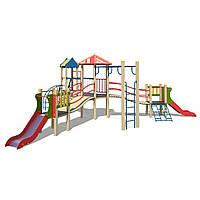 Детский игровой комплекс Бабочка InterAtletika