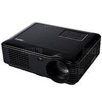 POWERFUL SV-228 4000 люмен 1280 × 800 пикселей Мультимедиа LCD проектор Европейская вилка