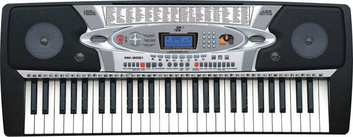 Профессиональный детский синтезатор iPlay EM-MK 2061, детское пианино