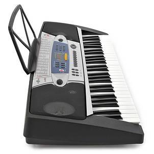 Профессиональный детский синтезатор iPlay EM-MK 2061, детское пианино, фото 2