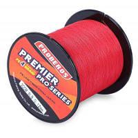 PROBEROS 300 м ЧП 4 пряди плетеные лески 0.6#