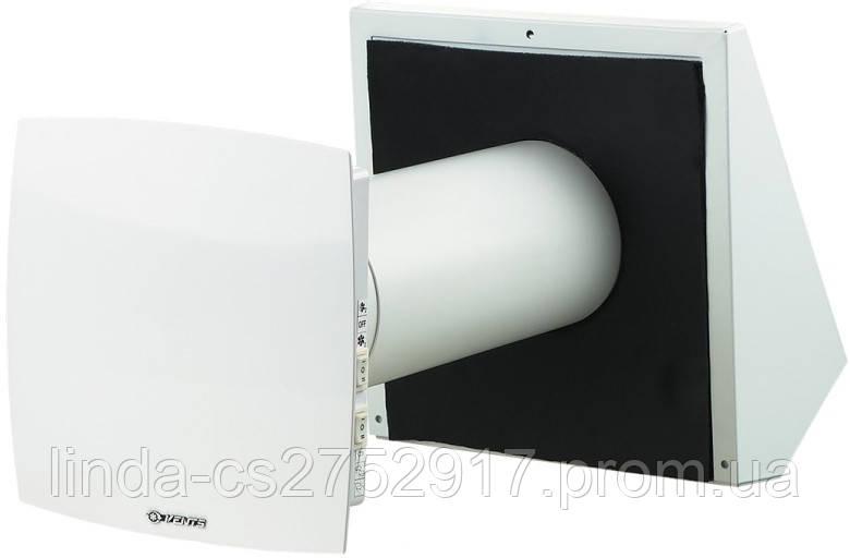 Проветриватель ТвинФреш Комфо РА1-50, рекуператор, приточно-вытяжная вентиляция