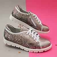Повседневные лаковые туфли для девочки с рисунком Tom.m размер 32,33,34,35,36,37