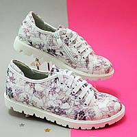 Детские туфли Цветы для девочки Tom.m размер 32,33,34,35,36,37