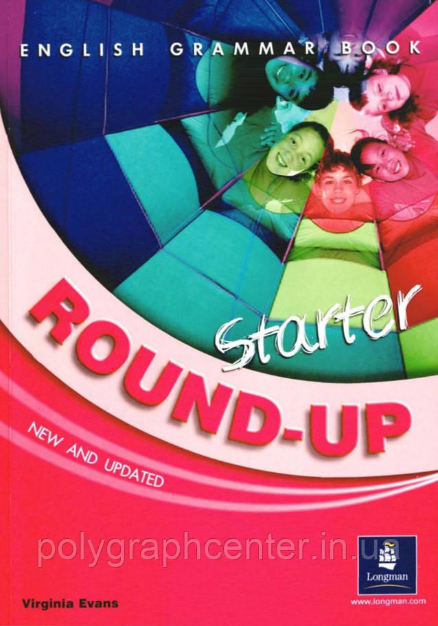 Round Up Starter Grammer Book  Ч/Б копия!