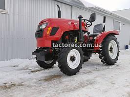 Трактор Xingtai XT224H, 3 цил, гидроусилитель руля, бесплатная доставка!