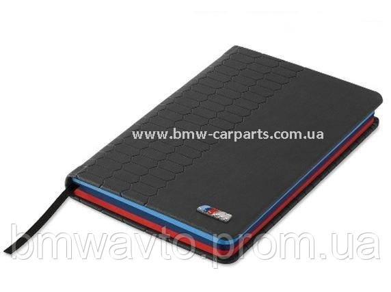 Компактная записная книжка BMW M Notebook