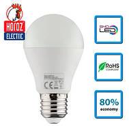 "Лампа Светодиодная HOROZ ELECTRIC ""PREMIER - 15"" 15W 4200K A60 E27"