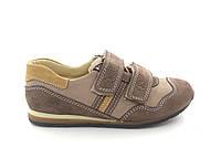Дитячі шкіряні кросівки FS р. 20-30, фото 1