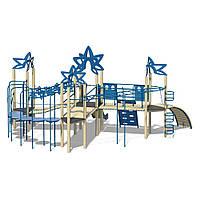 Детский игровой комплекс Хрустальный замок InterAtletika