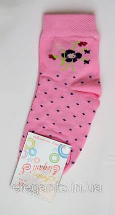Носки для девочек (18 размер) / 5-6 лет /90% хлопок, фото 2