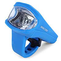 Приложение basecamp велосипед 3ВТ LED Водонепроницаемый USB зарядка переднего света Синий