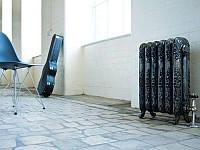 Чугунные радиаторы в ретро стиле, батареи в ретро дизайне, фото 1