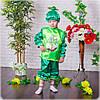 Детский маскарадный костюм петрушки