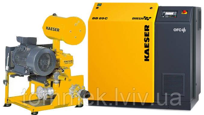 Повітродувка роторна Kaeser Compact FB 441 C (до 41,3 м3/хв)