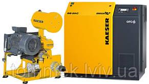 Воздуходувка роторная Kaeser Compact CB 131 C (до 12,3 м3/мин)