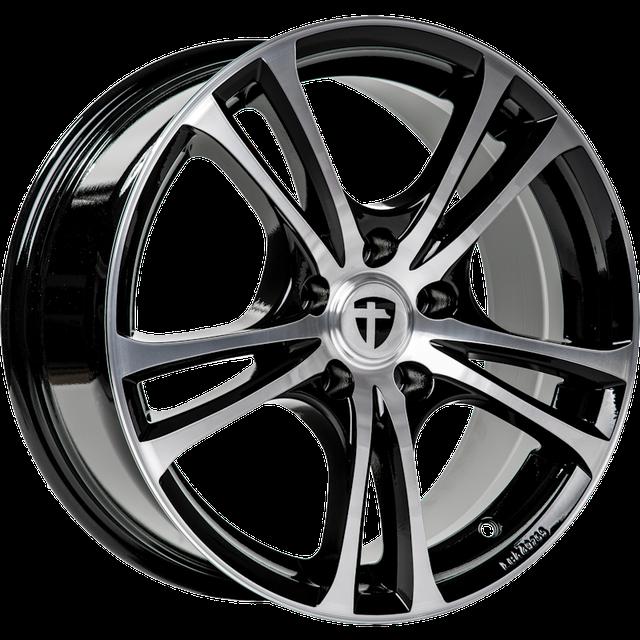 Диски от Tomason ( Томасон ) модель EASY цвет Black polished
