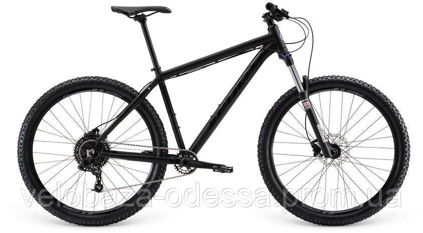 "Велосипед 27,5"" Apollo Aspire 40 рама - L Matte Black/Gloss Black 2017"