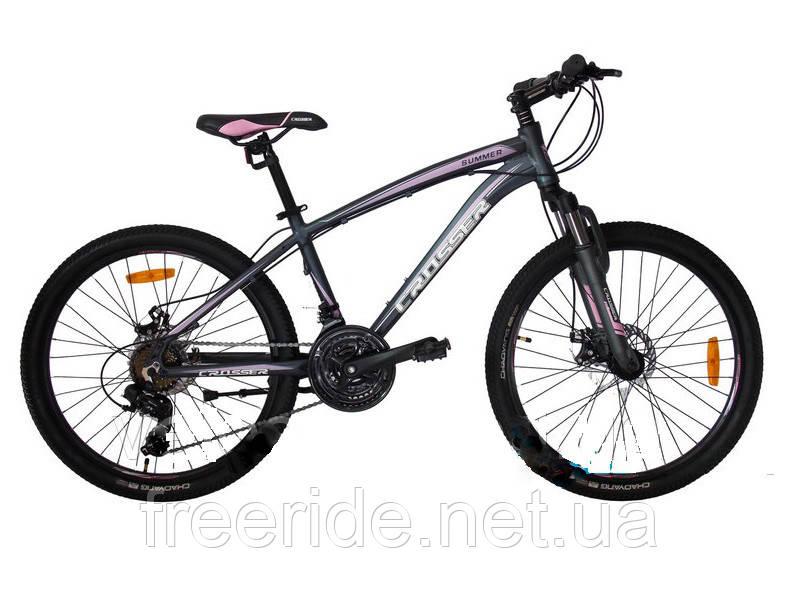 Подростковый Велосипед Crosser Summer 24