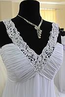 Свадебное платье Греческий стиль