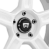MOTEGI RACING MR122 White with Machined Groove, фото 3