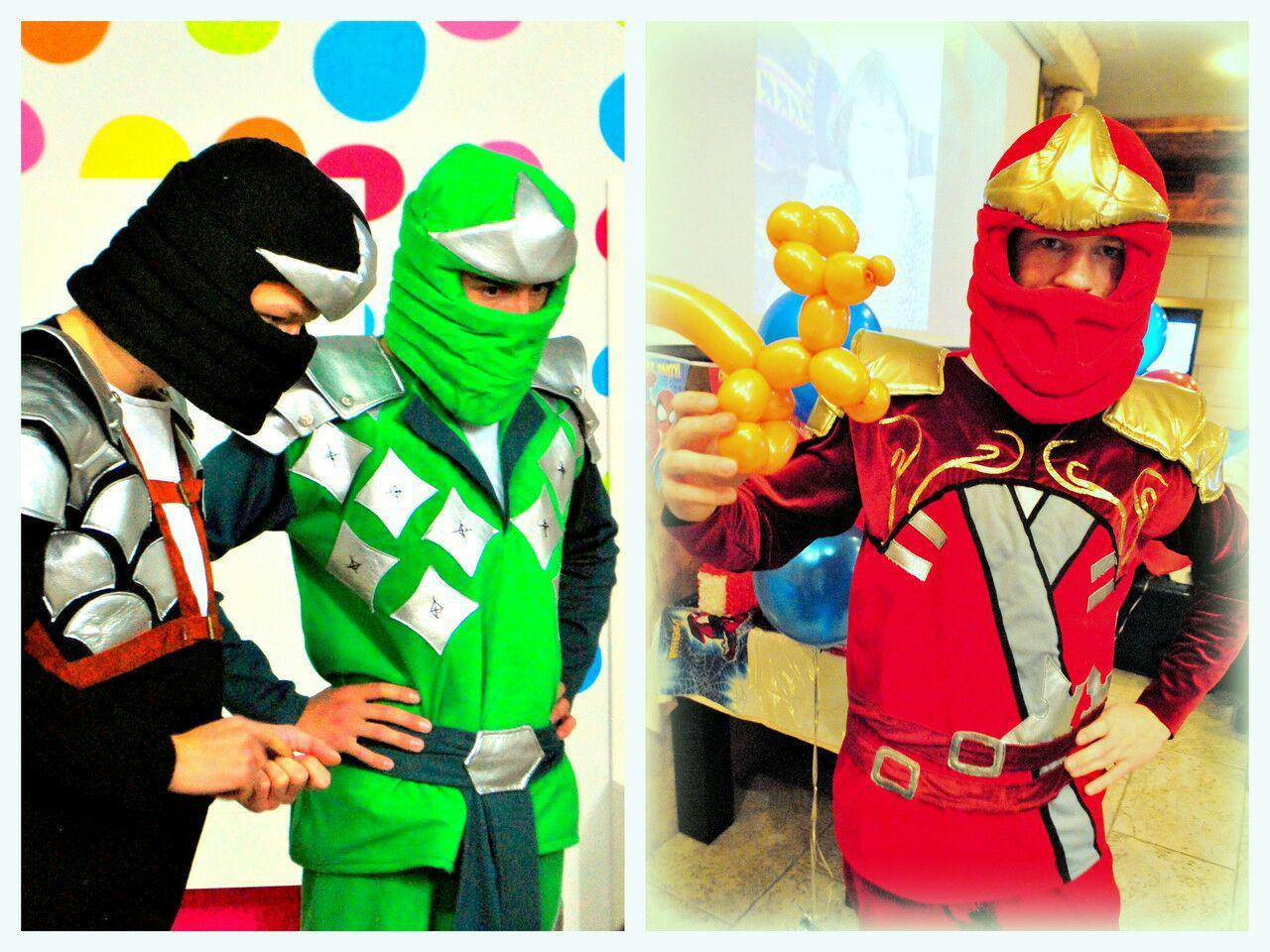 Аниматоры Лего Ниндзяго на детский праздник, Киев, цена на ...