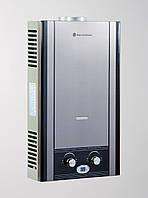 Газовая колонка Savanna 18 кВт 10 л LCD нержавейка проточный газовый водонагреватель