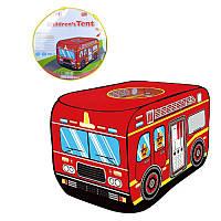 Палатка Домик детская игровая Автобус, размер 110-71-71 см, M 3752