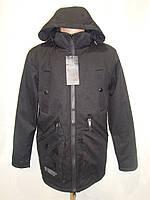 Мужская демисезонная куртка - парка RZZ