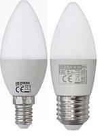 Светодиодная LED лампа свеча ULTRA-4