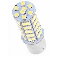 1156 68 SMD 2835 светодиодная автомобильная лампа 26W 12V 6000K 380LM Белый