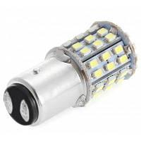 1157 64 SMD 3528 светодиодная автомобильная лампа 18W 12V 6000K 380LM Белый