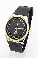 Женские наручные часы Givenchy (Живанши) золото с чёрным циферблатом