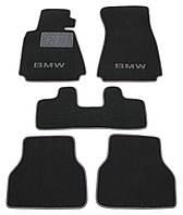 Автомобильные текстильные коврики для салона BMW 2 F45/F22 2013- темно-серый Discovery
